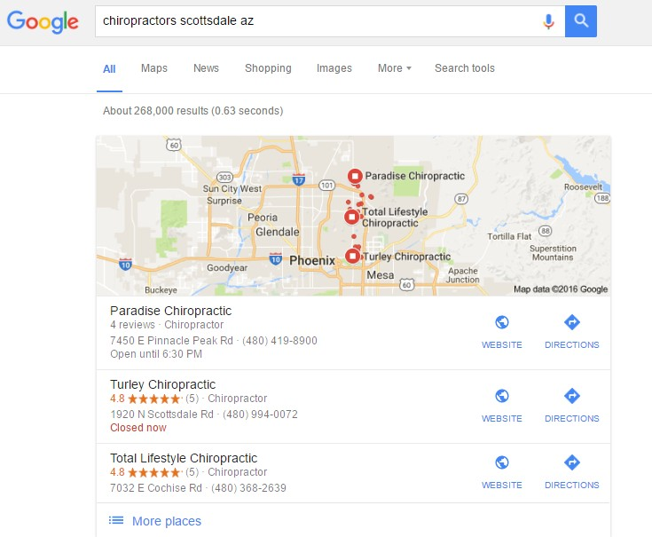 Google Maps Marketing 3 Pack