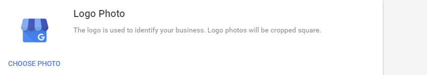 Upload Photos To The Logo Photo Section In Google My Business