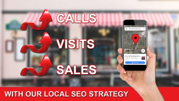 LOCAL SEO STRATEGY FOR 2018
