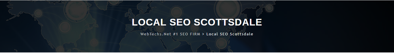 Local SEO Services By WebTechs
