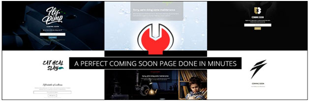 A Perfect Coming Soon Page Done In Minutes
